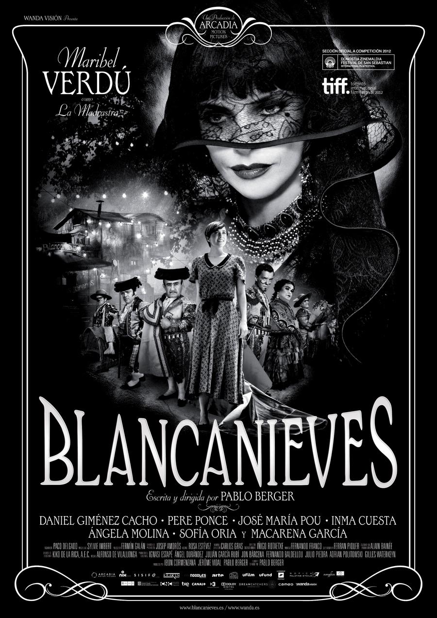 Blancanieves: Camino del Oscar