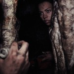 Marta Castellote en La cueva