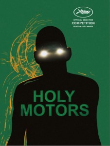 Holy motors - Poster