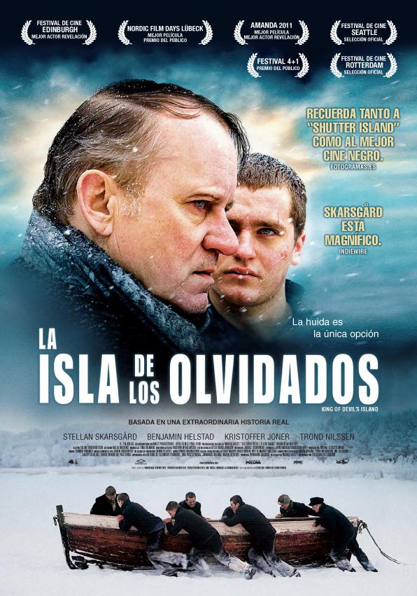 La isla de los olvidados: Fría por fuera, blanda por dentro