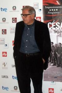 Paolo Taviani en la presentación de César debe morir (3)