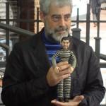 Carlos Blanco en la presentación de O Apóstolo (2)