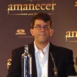 Wyck Godfrey en la rueda de prensa Amanecer parte 2
