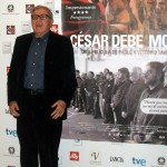 Paolo Taviani en la presentación de César debe morir (4)
