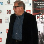 Paolo Taviani en la presentación de César debe morir (6)