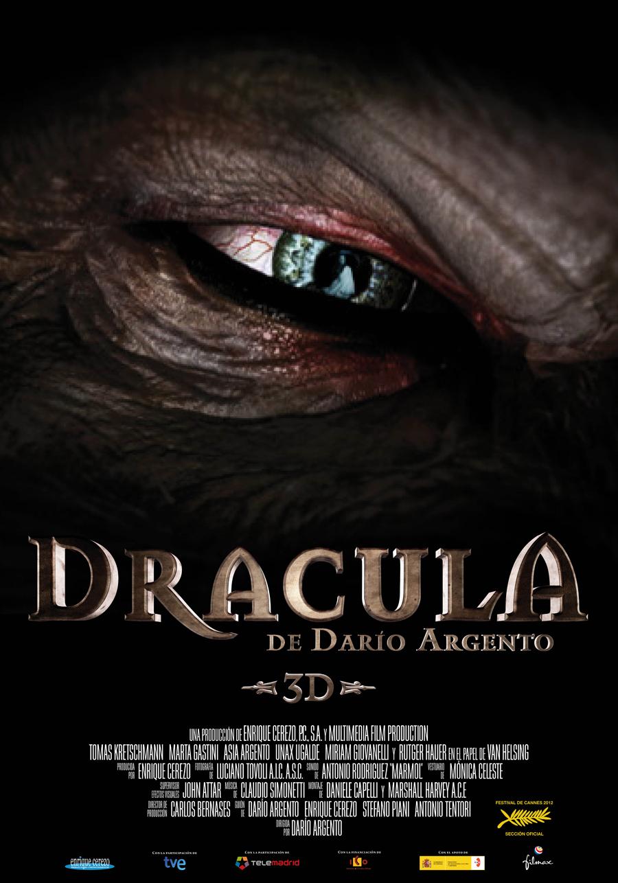Dracula 3D: De como Argento se transformó en Garci