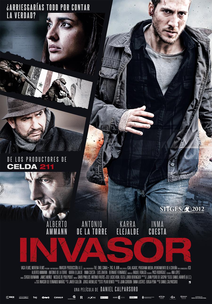 Invasor: Acción a la española…