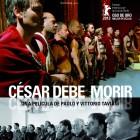 César debe morir - Poster