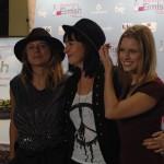 Emma Suárez, Ana Rodríguez Rosell, y Manuela Vellés en la presentación de Buscando a Eimish (2)