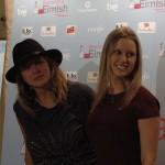 Emma Suárez y Manuela Vellés en la presentación de Buscando a Eimish (2)