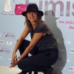 Emma Suárez en la presentación de Buscando a Eimish (2)
