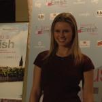 Manuela Vellés en la presentación de Buscando a Eimish (2)