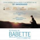 El festín de Babette - Poster