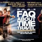 Preguntas frecuentes sobre viajes en el tiempo - Poster