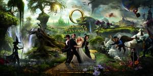 Oz, un mundo de fantasía - Poster panorámico