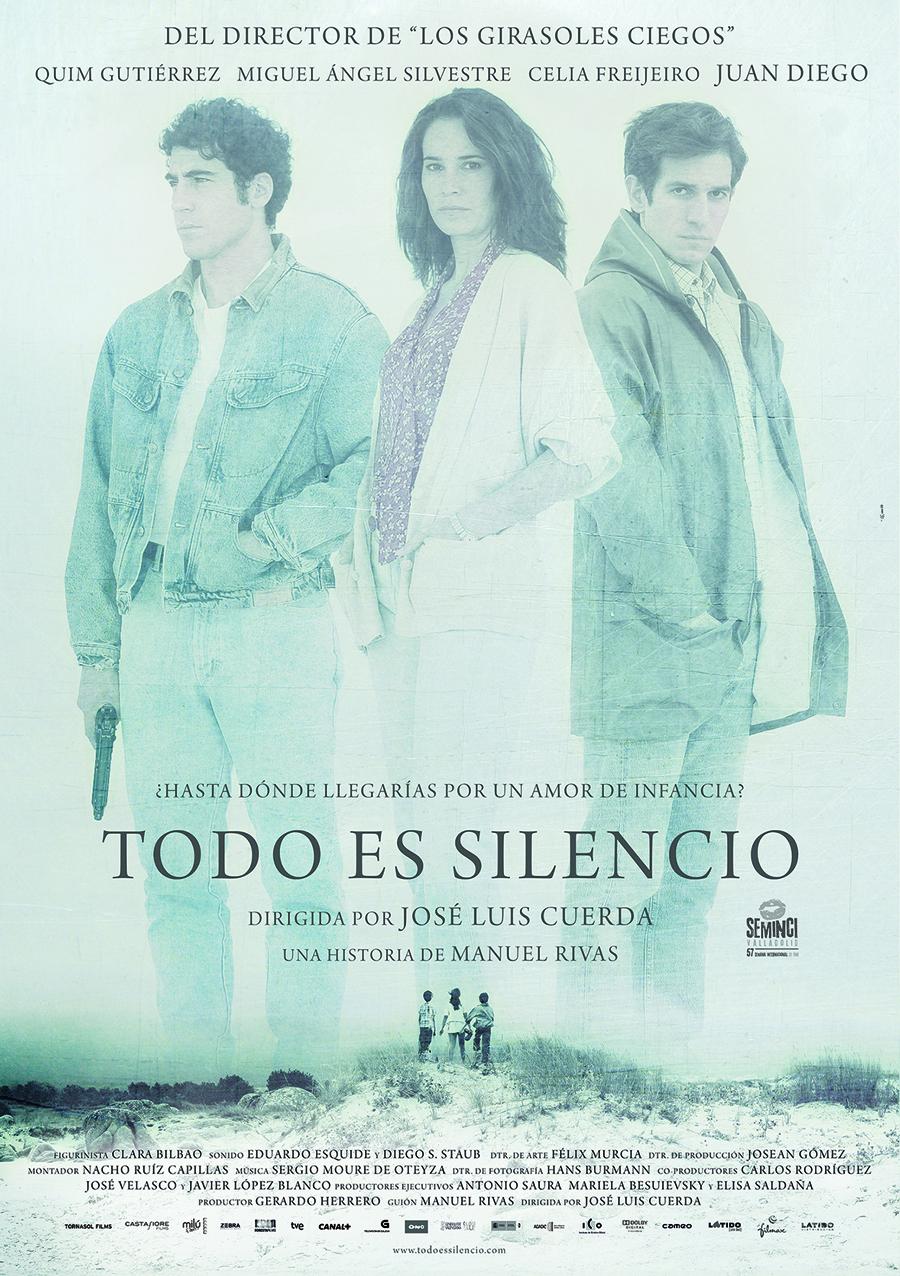 Todo es silencio: Galicia nostra