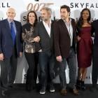 El equipo de Skyfall