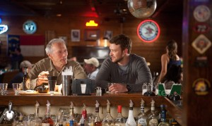Clint Eastwood y Justin Timberlake en Golpe de efecto