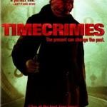 Los cronocrímenes - Poster