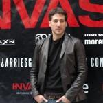 Alberto Ammann en la presentación de Invasor (2)
