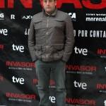 Daniel Calparsoro en la presentación de Invasor
