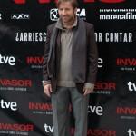 Antonio de la Torre en la presentación de Invasor (2)