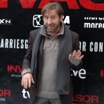 Antonio de la Torre en la presentación de Invasor (3)