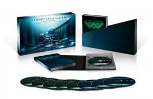 Prometheus to Alien pack - Interior
