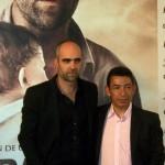 Luis Tosar y José Crisanto en la presentación de Operación E (2)