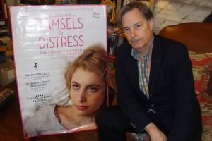 Whit Stillman en la presentación de Damiselas en apuros (2)
