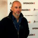 Miguel Courtois en la presentación de Operación E (2)
