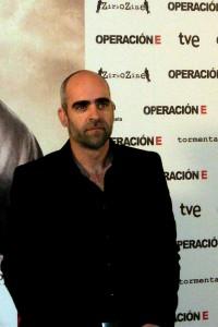 Luis Tosar en la presentación de Operación E (2)