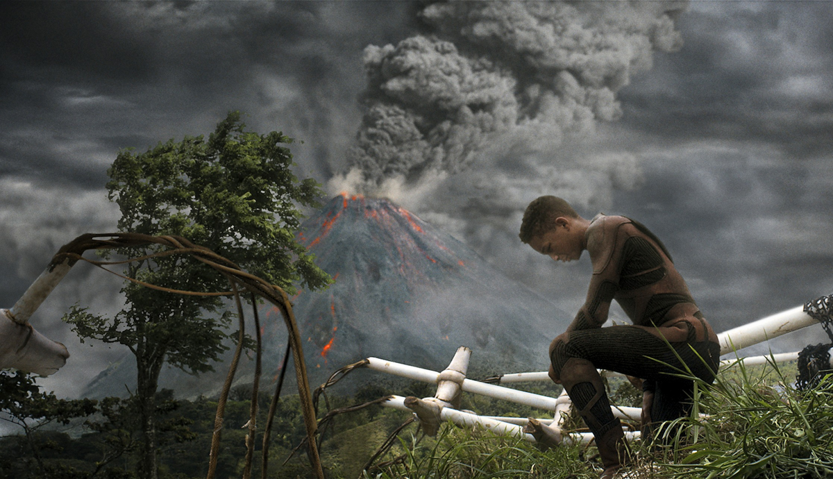 After Earth: Primer trailer