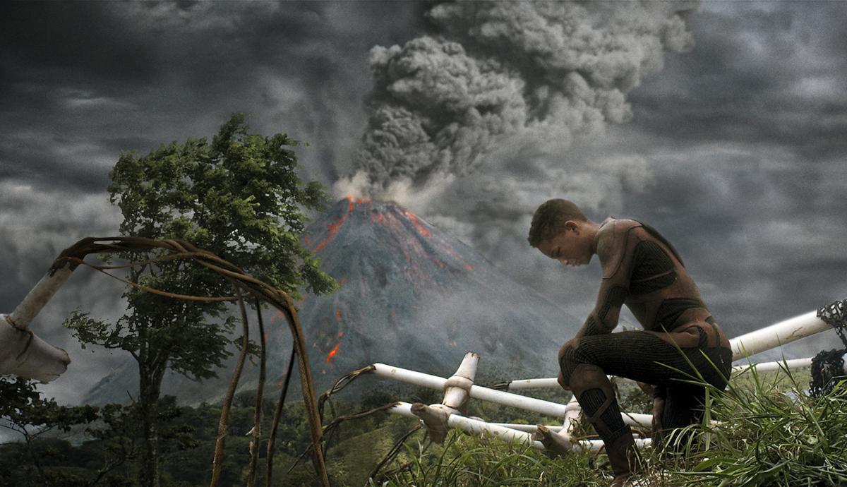 After Earth: Primer trailer