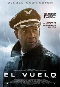 El vuelo (Flight) - Poster