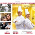 El chef, la receta de la felicidad - Poster