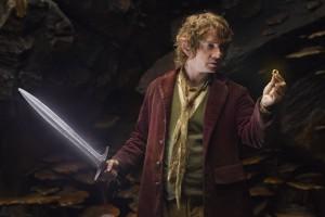 Martin Freeman en El Hobbit: Un viaje inesperado