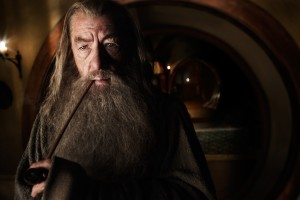 Ian McKellen en El Hobbit: Un viaje inesperado
