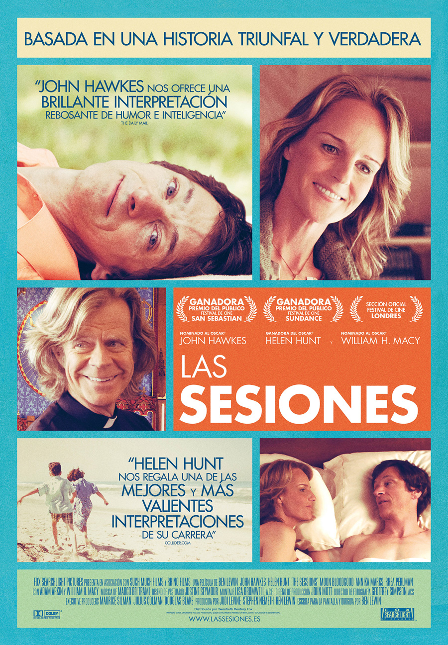 Las sesiones: La alegría de vivir