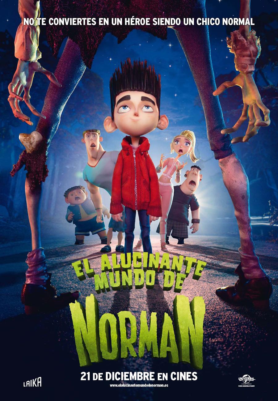 El alucinante mundo de Norman: No es Pixar todo lo que reluce
