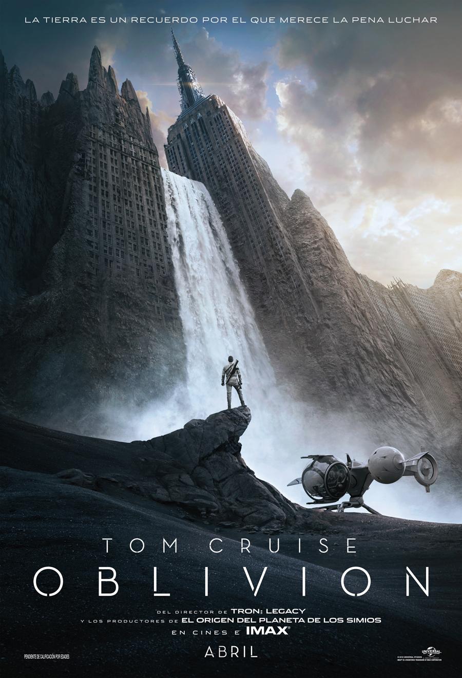 Oblivion: Primer trailer