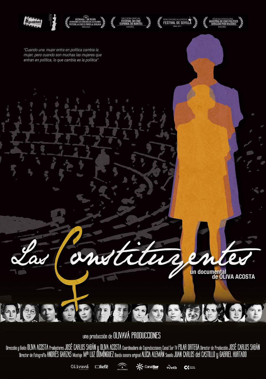 Las Constituyentes: Historia escrita por ellas