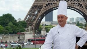 Jean Reno en El chef, la receta de la felicidad