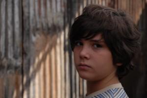 Teo Gutiérrez Romero en Infancia clandestina