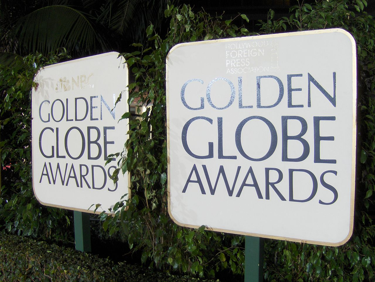 Ganadores Globos de Oro 2013