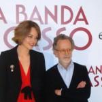 Raphaëlle Agogué y Fernado Colomo en la presentación de La banda Picasso (3)