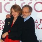 Raphaëlle Agogué y Fernado Colomo en la presentación de La banda Picasso (2)