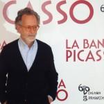 Fernando Colomo en la presentación de La banda Picasso (4)
