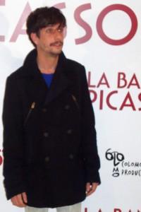 Jordi Vilches en la presentación de La banda Picasso
