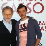 Ignacio Mateos y Fernando Colomo en la presentación de La banda Picasso (2)